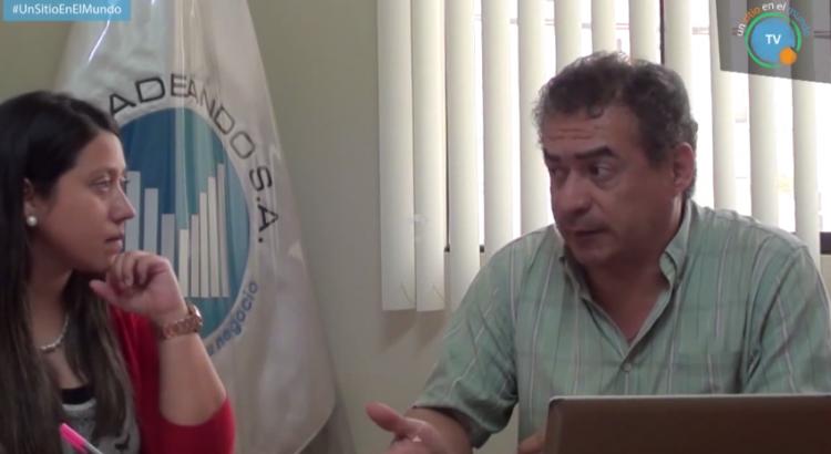Fernando Zelada. Director Técnico de Mercadeando
