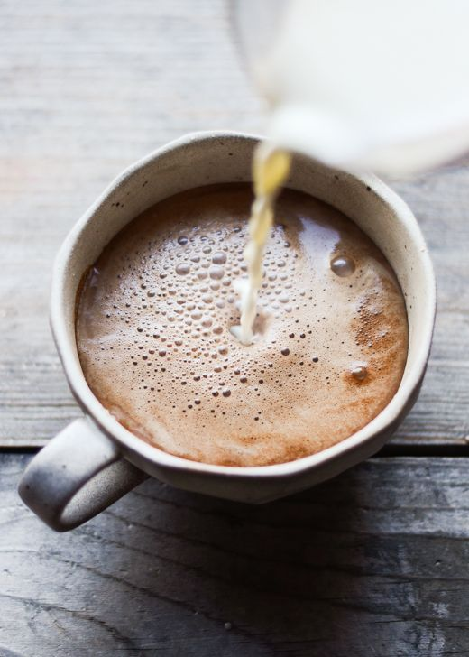 Mocha Coffee DIY. Alexandra Montoya Vega
