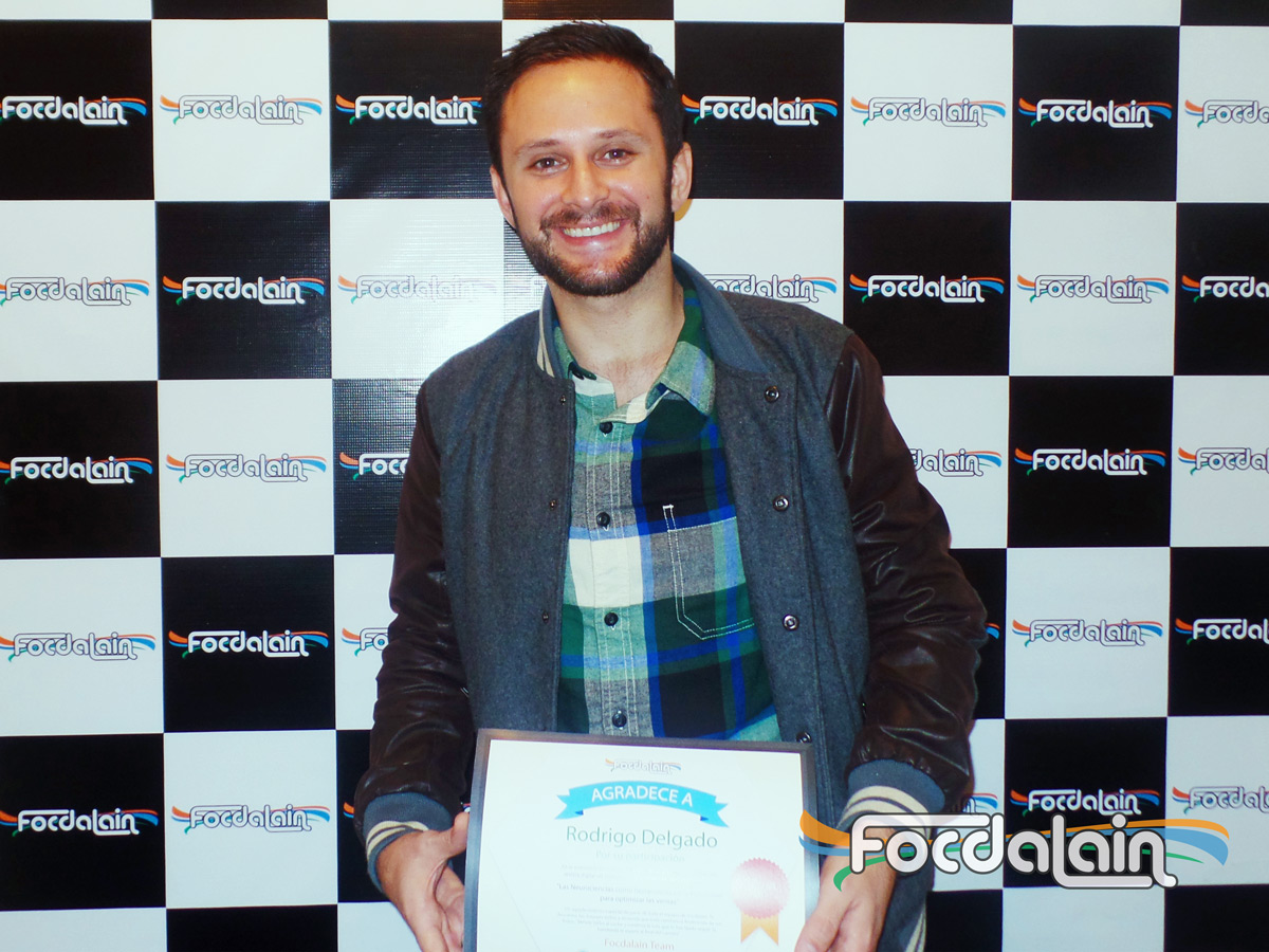 Rodrigo Delgado Ehni en Focdalain